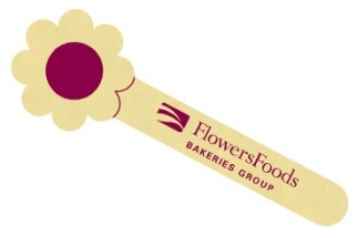 Horizontal Flower Emery Board